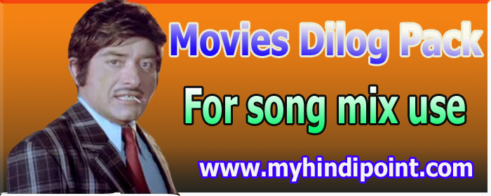 movies dilog pack free download Bollywood dialog vocal pack