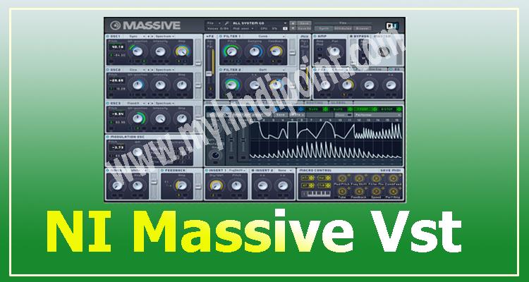 massive plugin fl studio