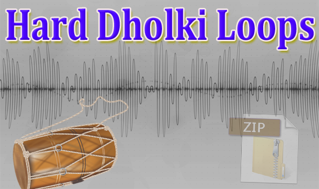 Top hard kick hard dholki loops