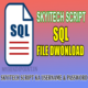 skyitech sql file download