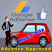music site se adsense kaise approve kare how to approved adsense to music sites
