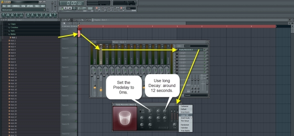 Create BOOM sound effect