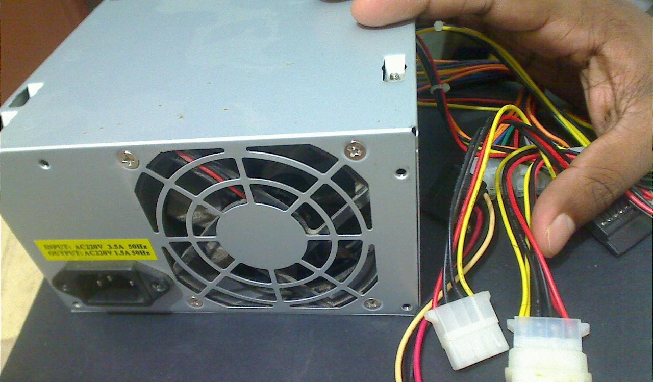 Outstanding Computer Power Supply Repair Pdf Gift - Electrical ...