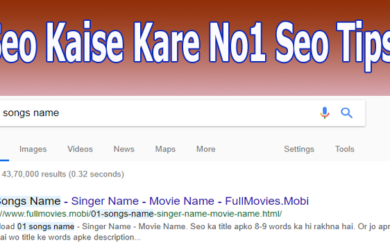 Website Ka Seo kaise Kare Free No1 Seo Tips