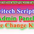 How Change Admin Panel Url